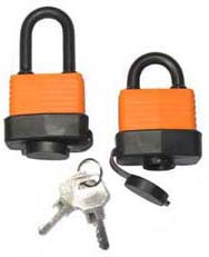 Weatherproof Locks